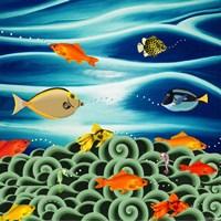 Fishtales I Fine-Art Print