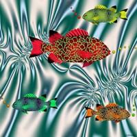 Fishtales VI Fine-Art Print