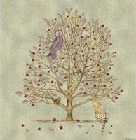 Owl and Pussycat 5 Fine-Art Print
