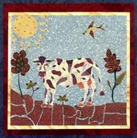 Cow 24 Fine-Art Print