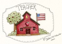 Teacher/School Fine-Art Print