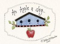 An Apple A Day... Fine-Art Print