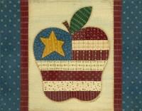 Apple Flag Fine-Art Print
