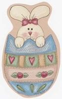Egg Bunny Fine-Art Print