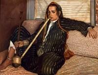 Smoker of Tombac Cairo, 1900 Fine-Art Print