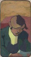 Portrait of Ker Xavier Roussel, c. 1890 Fine-Art Print
