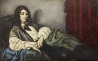 The Green Sofa, 1914 Fine-Art Print