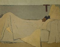 In Bed (Au lit), 1891 Fine-Art Print