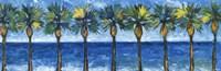 Palms In Paradise Fine-Art Print