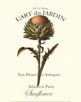 L'art Due Jardin I Fine-Art Print