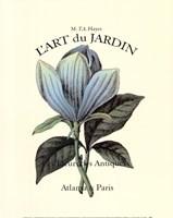 L'art Du Jardin II Fine-Art Print