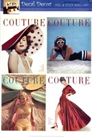 Couture Collection Wall Decal