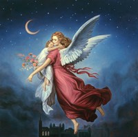Angels 5 Fine-Art Print