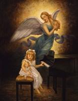The Piano Fine-Art Print