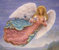 Angel 8 Fine-Art Print