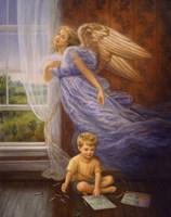 Angel 10 Fine-Art Print