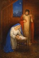 Jesus Mary Joseph Fine-Art Print