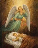 Angel 12 Fine-Art Print