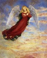 Angel In The Sky Fine-Art Print