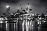 London at Night Fine-Art Print