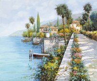 Lungo Lago Fine-Art Print