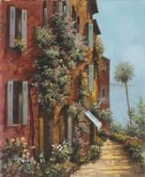 La Strada Verso Il Lago Fine-Art Print