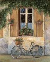 La Bici Fine-Art Print