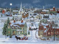 Christmas Homecoming Fine-Art Print