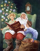 Twas The Night Before Christmas Fine-Art Print