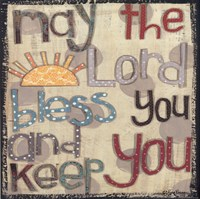 Bless You and Keep You Fine-Art Print