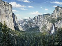 Yosemite Valley Fine-Art Print