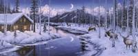 Winter Silence Fine-Art Print
