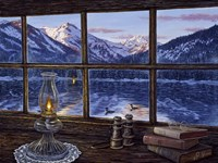 A Room With A View Fine-Art Print