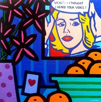 Homage To Lichtenstein Fine-Art Print