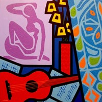 Homage To Matisse 11 Fine-Art Print