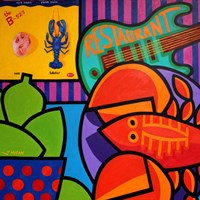 Homage To Rock Lobster Fine-Art Print