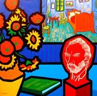 Homage To Van Gogh 3 Fine-Art Print