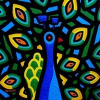 Peacock 2 Fine-Art Print