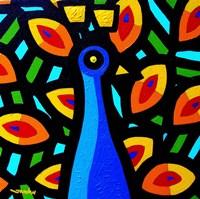 Peacock 3 Fine-Art Print