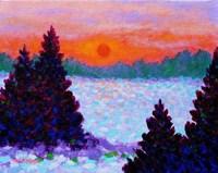 Snowscape Fine-Art Print