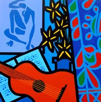 Still Life With Matisse 2 Fine-Art Print