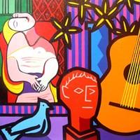 Still Life With Picassos Dream Fine-Art Print