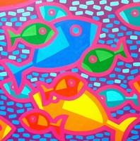 Funky Fish Fine-Art Print