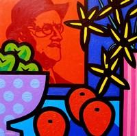 Still Life With James Joyce Fine-Art Print