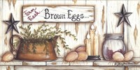 Brown Eggs Fine-Art Print