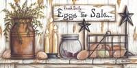 Eggs For Sale Fine-Art Print