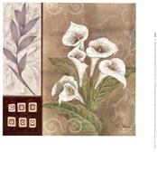 Fleur Blanc I Fine-Art Print