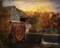 The Old Mill Fine-Art Print
