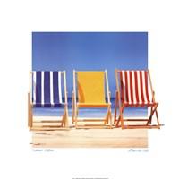 Summer Stripes Fine-Art Print