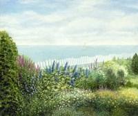 Cape Cod Garden Fine-Art Print